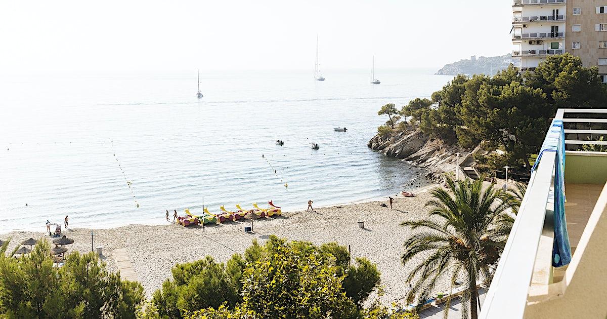 Vejr og temperaturer for Palma Nova | TUI.dk