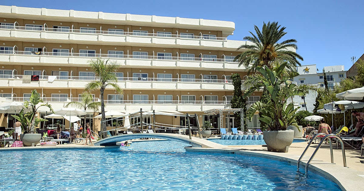 Hotel js alcudi mar for Billige pool sets
