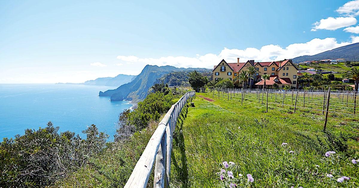 Madeira Sää Toukokuu