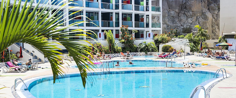 Lejligheder gran amadores for Billige pool sets