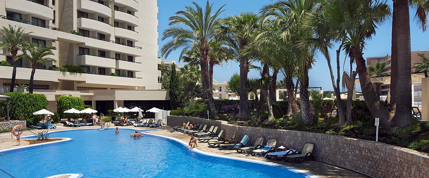 Hotel marfil playa for Billige pool sets