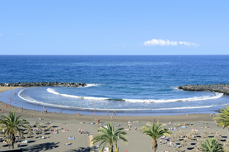 Bilder film fra playa de las americas for Botanische tuin tenerife
